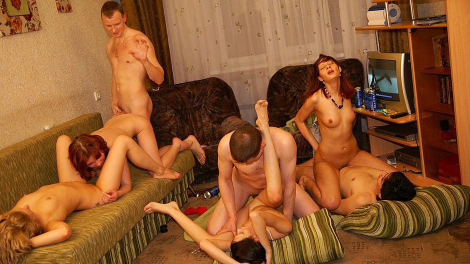 Party Sexe Video